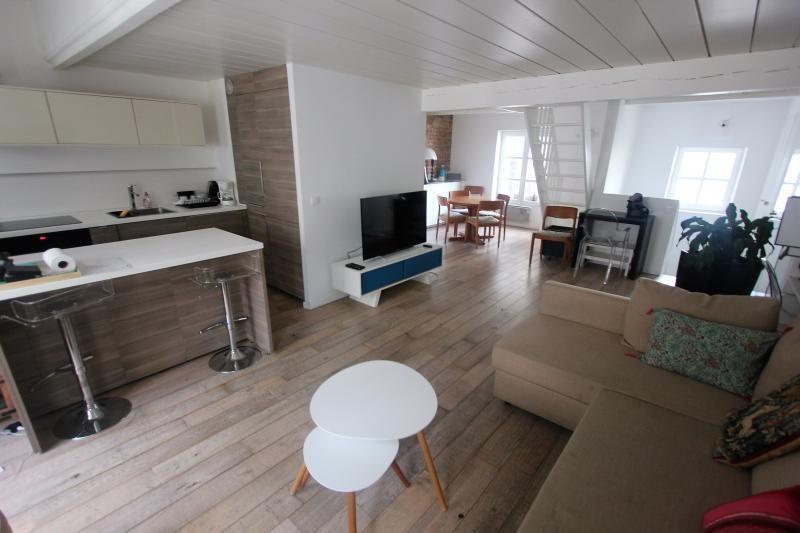 Vente appartement Paris 3ème 848000€ - Photo 3