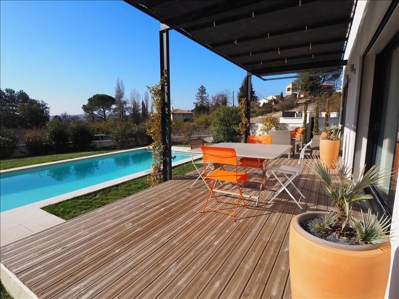 Deluxe sale house / villa Pierrevert 655000€ - Picture 2