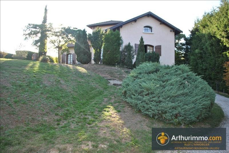 Vente maison / villa St alban de roche 399000€ - Photo 5
