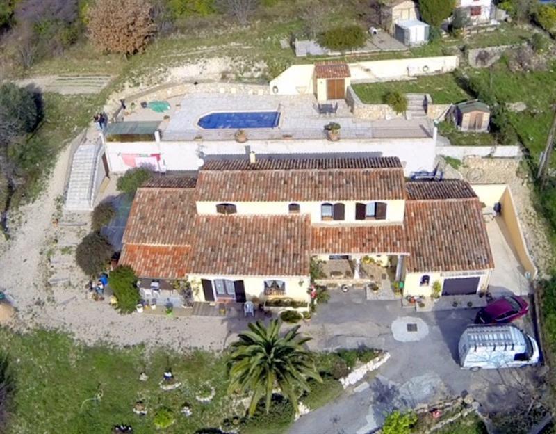 Vendita casa Montauroux 513000€ - Fotografia 1