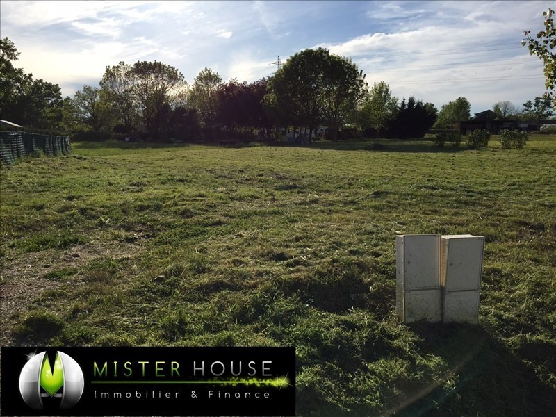 Vente terrain Montauban 87 000€ - Photo 1