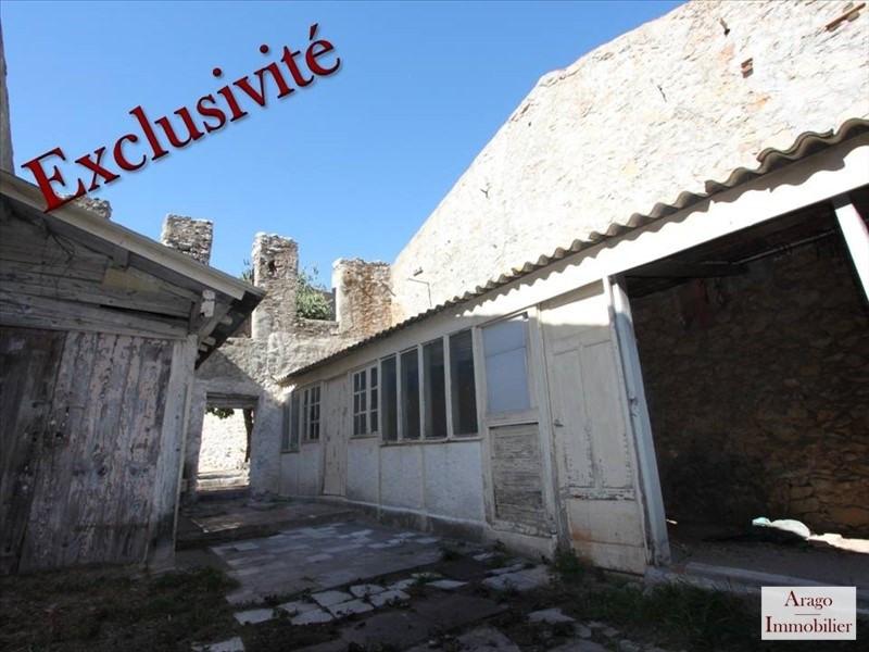 Vente maison / villa Opoul perillos 49800€ - Photo 1