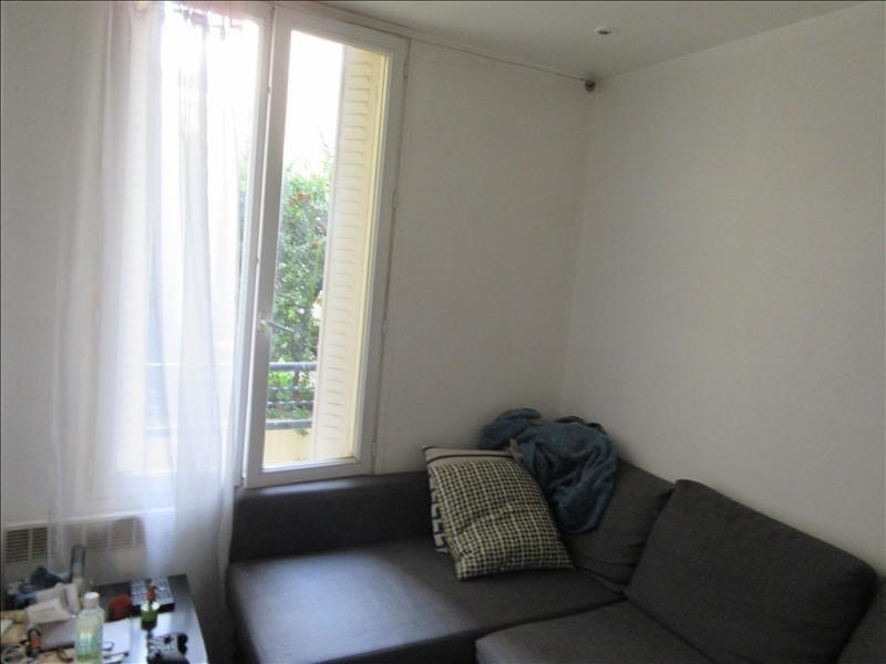 Sale apartment Paris 20ème 249000€ - Picture 2