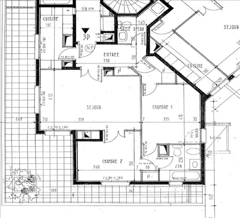 Sale apartment Levallois perret 476000€ - Picture 12