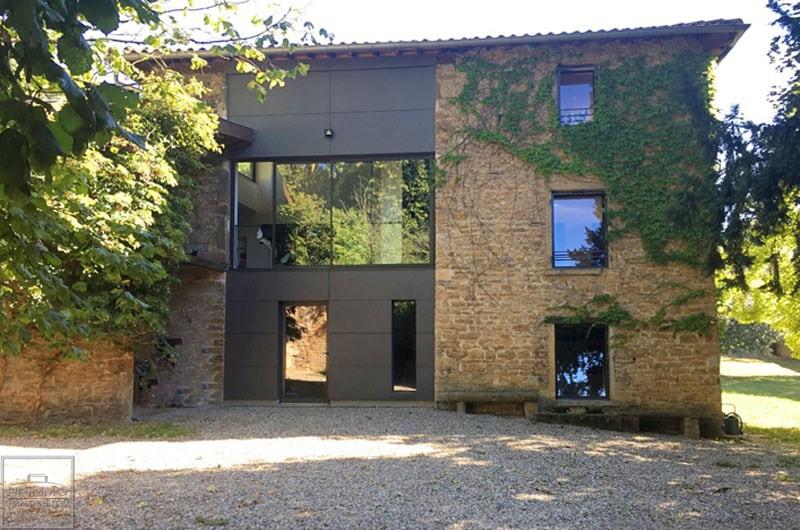 Deluxe sale house / villa Poleymieux au mont d'or 1080000€ - Picture 2
