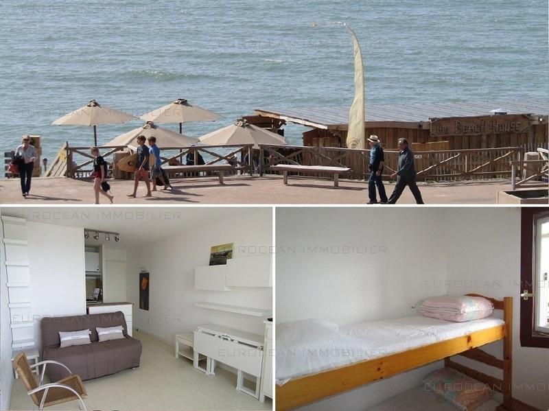 Location vacances appartement Lacanau-ocean 555€ - Photo 1