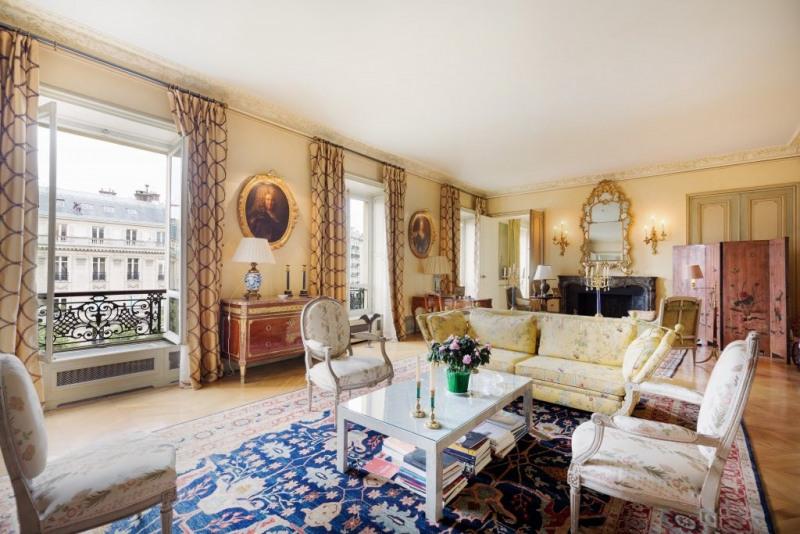 Verkoop van prestige  appartement Paris 16ème 3700000€ - Foto 1