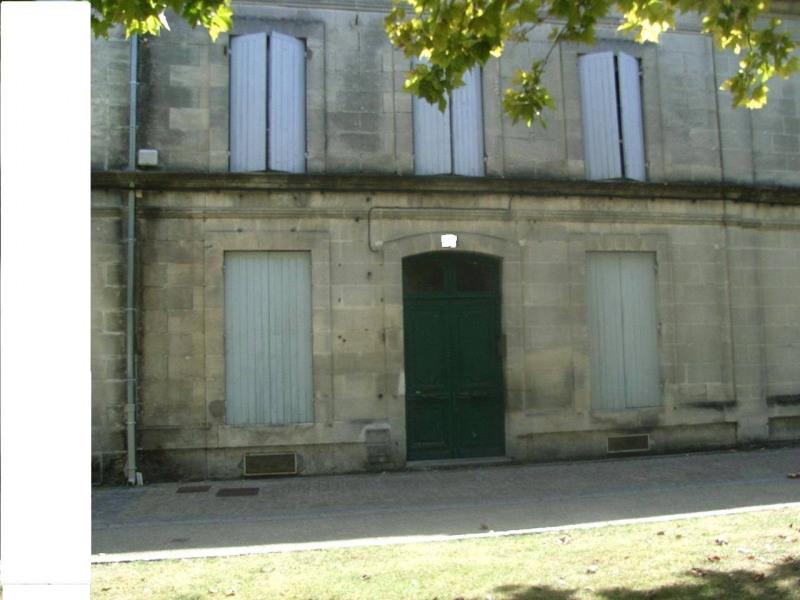 Location appartement Barbezieux-saint-hilaire 444€ CC - Photo 1