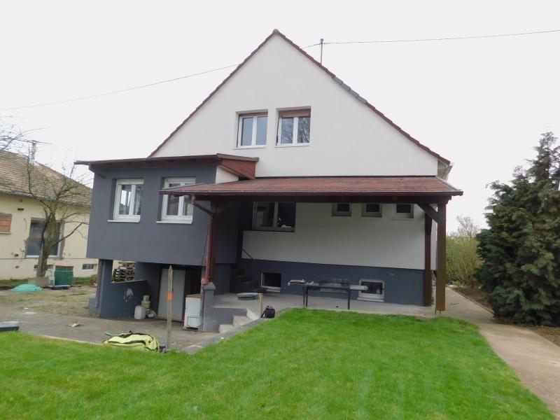 Verkoop  huis Schwindratzheim 372750€ - Foto 1