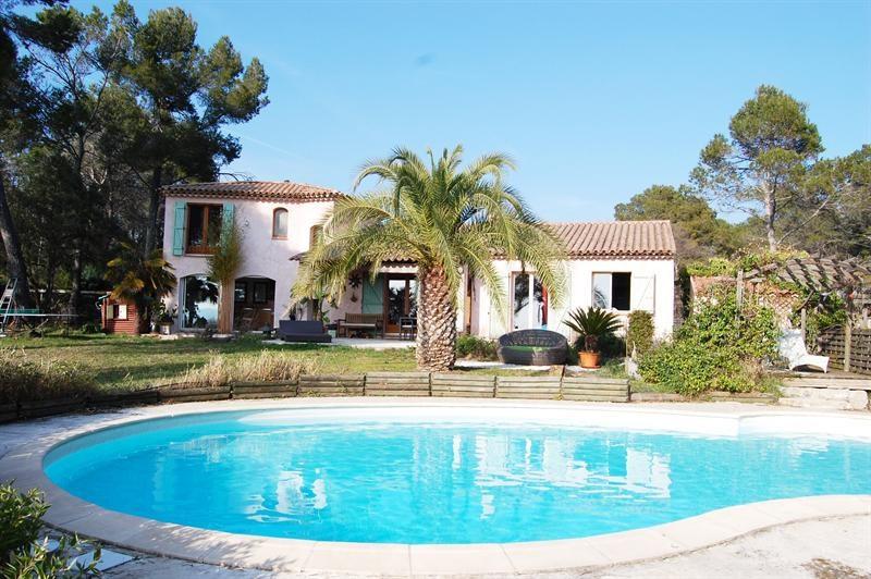 Vente maison / villa Fayence 546000€ - Photo 2