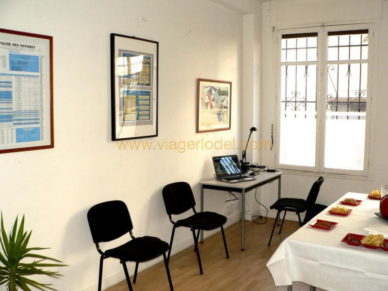 Vente local commercial Nice 220 000€ - Photo 1