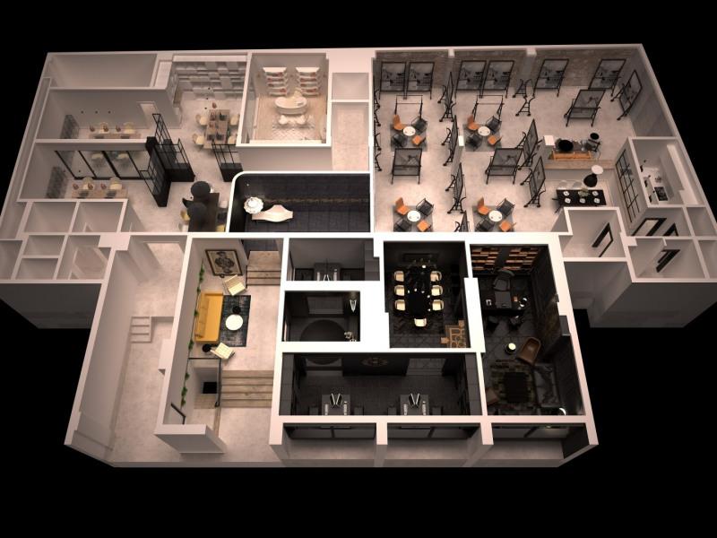 Vente local commercial Paris 11ème 3150000€ - Photo 2