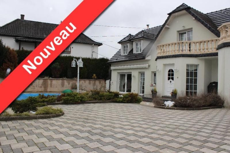 Deluxe sale house / villa Saverne 662 000€ - Picture 1