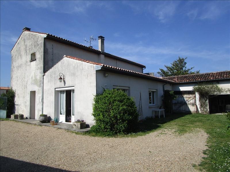 Vente maison / villa Matha 165000€ - Photo 2