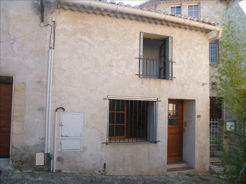 Vente maison / villa Le barroux 117000€ - Photo 1