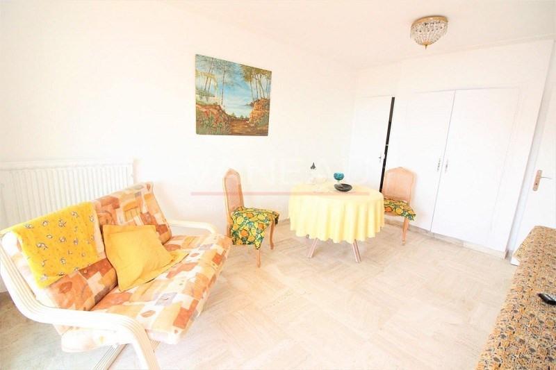 Vente de prestige appartement Juan-les-pins 189000€ - Photo 5