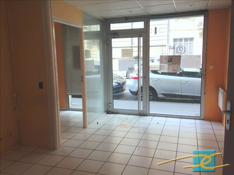 Vente local commercial Bordeaux 370 000€ - Photo 1