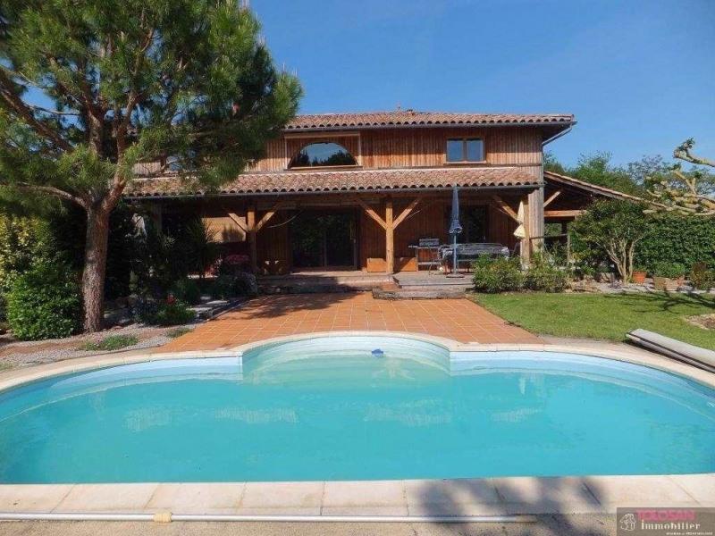 Deluxe sale house / villa Villefranche secteur 483000€ - Picture 2