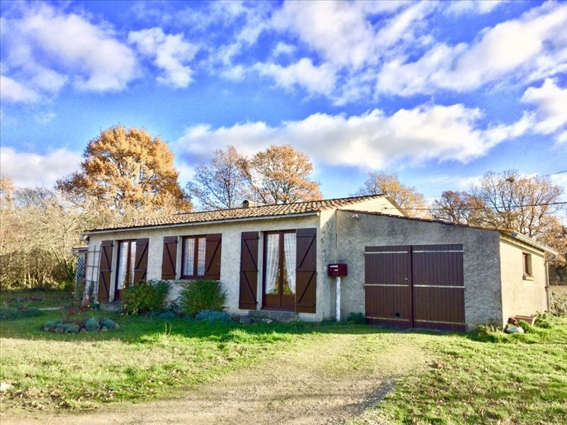 Vente maison / villa Bouresse 139100€ - Photo 2