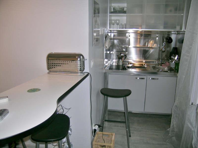 Sale apartment Le golfe juan 128000€ - Picture 4