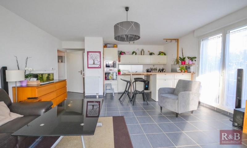 Sale apartment Villepreux 330000€ - Picture 2