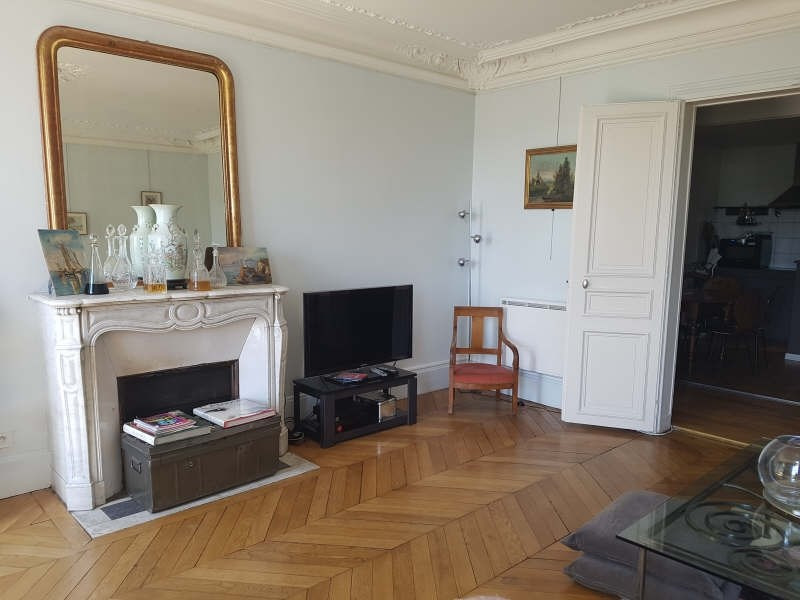 Rental apartment Paris 7ème 4 400€ CC - Picture 2