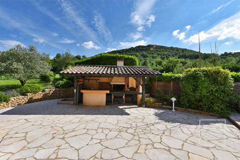 Vente de prestige maison / villa Saint romain au mont d'or 1150000€ - Photo 9