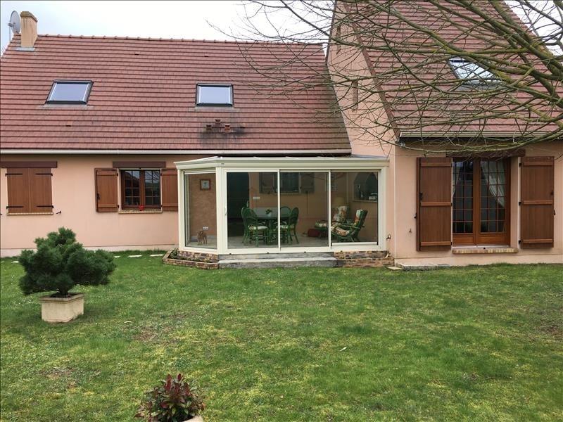Vente maison / villa Proche sens 395000€ - Photo 1