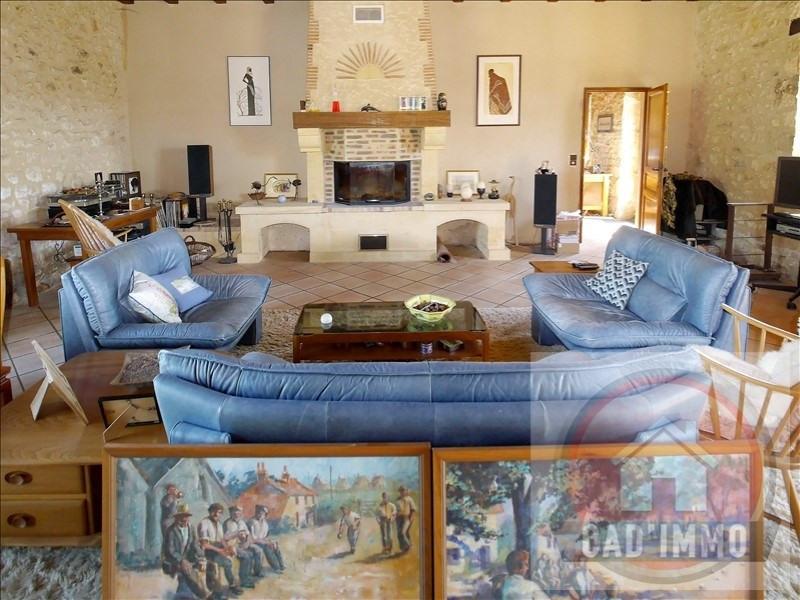 Sale house / villa Couze et st front 407000€ - Picture 2