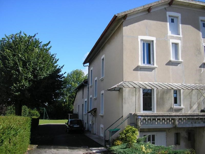 Rental house / villa Nurieux 618€ CC - Picture 1
