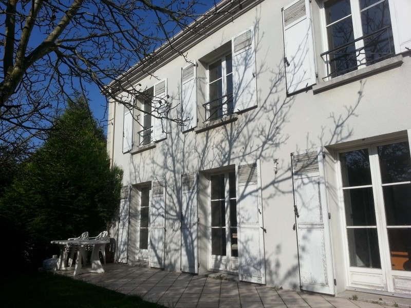 Sale house / villa Houilles 599000€ - Picture 1