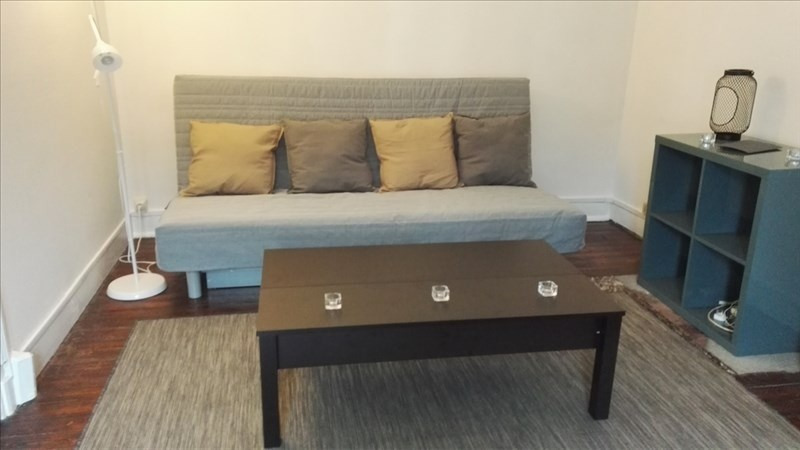 Rental apartment Asnieres sur seine 690€ CC - Picture 1