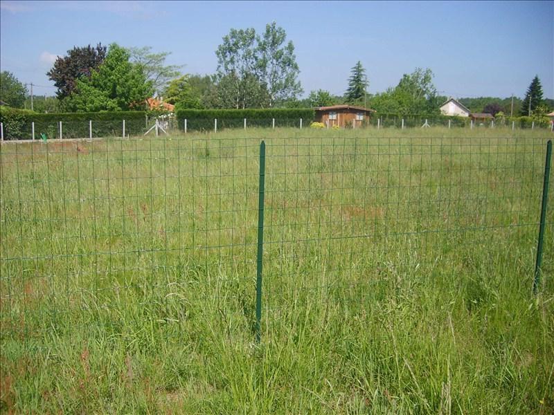 Vente terrain St laurent des hommes 18500€ - Photo 1