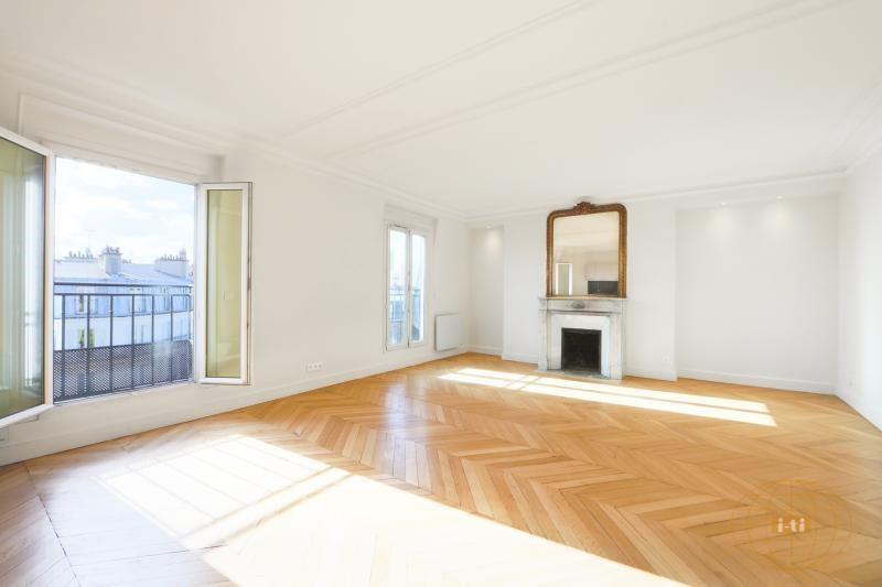 Vente de prestige appartement Paris 17ème 1070000€ - Photo 3