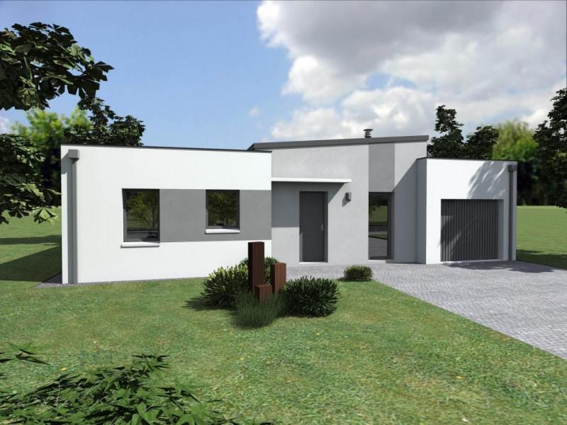 Maison  5 pièces + Terrain 519 m² Faye-d'Anjou par ALLIANCE CONSTRUCTION SAUMUR