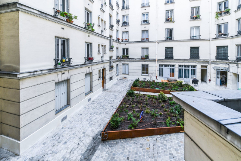 Vente appartement Paris 10ème 599 000€ - Photo 2