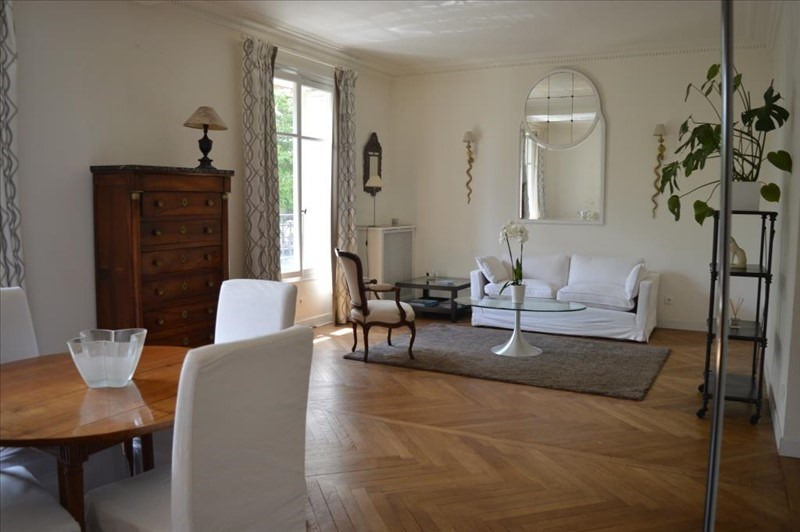 Location appartement Paris 16ème 2 380€ CC - Photo 2