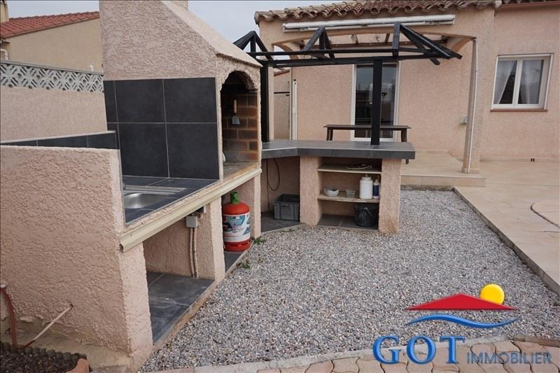 Vente maison / villa Pia 265000€ - Photo 5