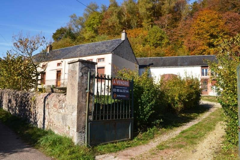 Sale house / villa Alligny en morvan 160000€ - Picture 2
