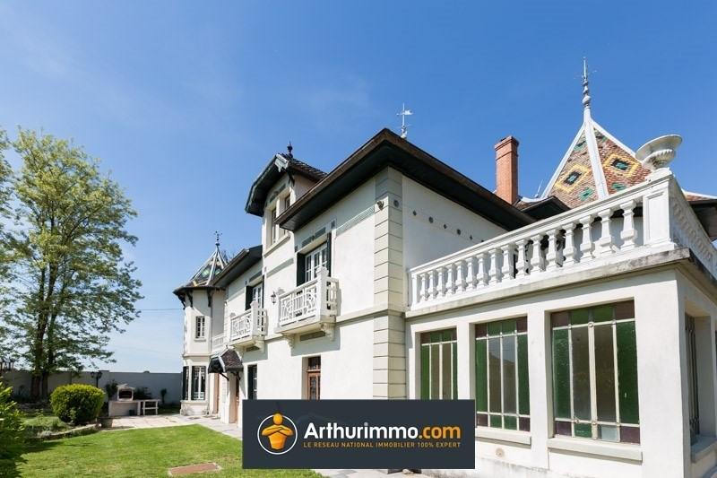 Vente maison / villa Morestel 439000€ - Photo 2