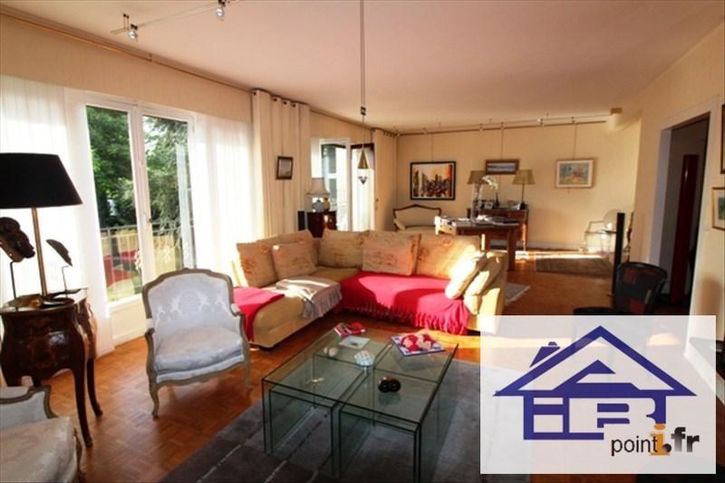 Vente appartement St nom la breteche 525000€ - Photo 1