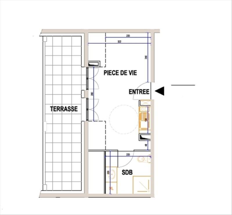 Vente appartement L isle adam 175000€ - Photo 2
