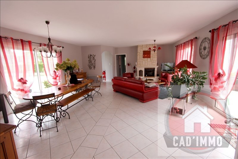 Sale house / villa Lamonzie saint martin 328500€ - Picture 3