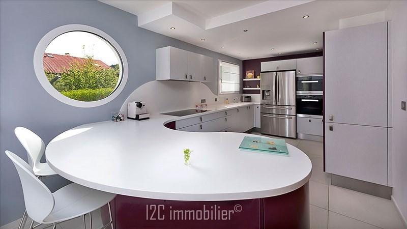 Venta  casa Echenevex 1195000€ - Fotografía 3