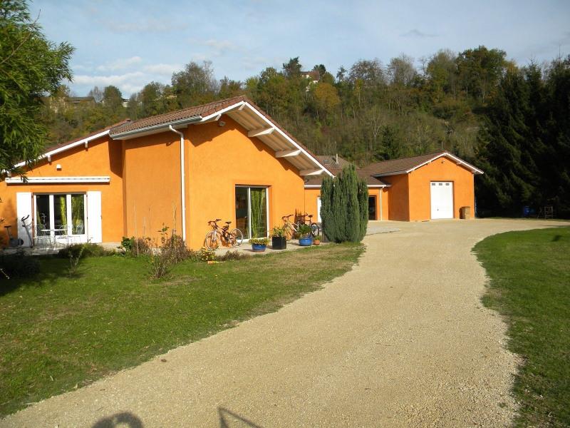 Vente maison / villa Bourgoin jallieu 350000€ - Photo 4