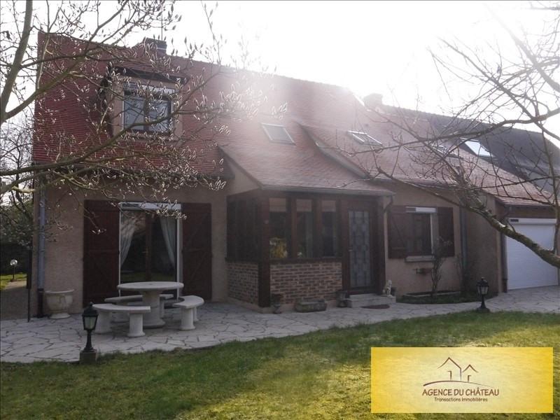 Sale house / villa Rosny sur seine 390000€ - Picture 2