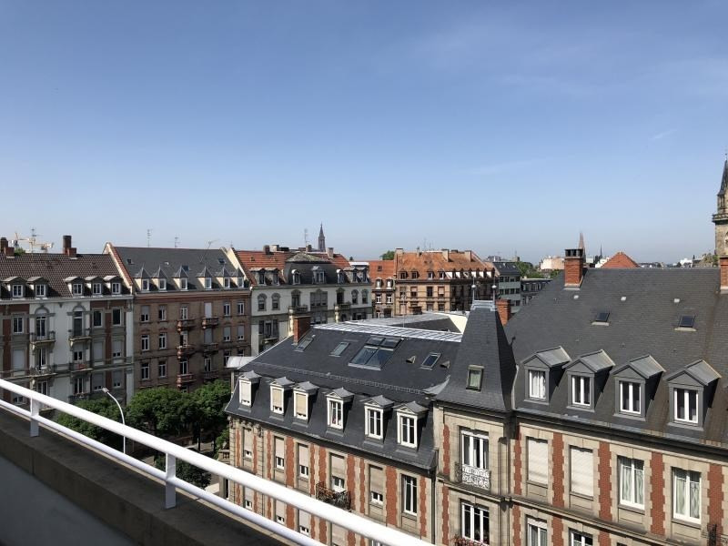 Rental apartment Strasbourg 865€ CC - Picture 1
