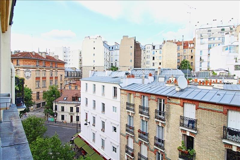 Venta  apartamento Paris 20ème 525000€ - Fotografía 6