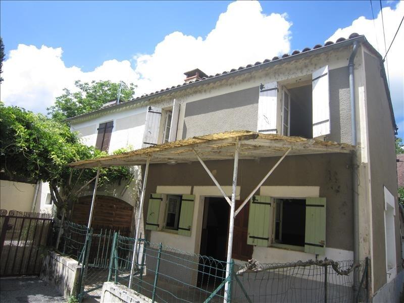 Vente maison / villa Siorac en perigord 49000€ - Photo 1