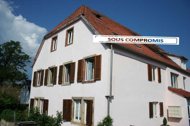 Vente appartement Wasselonne 87000€ - Photo 1